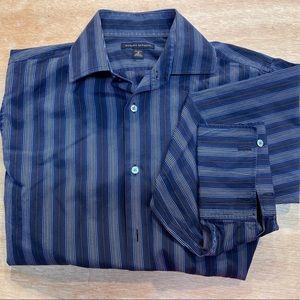 BANANA REPUBLIC M 15 15 1/2 dress shirt